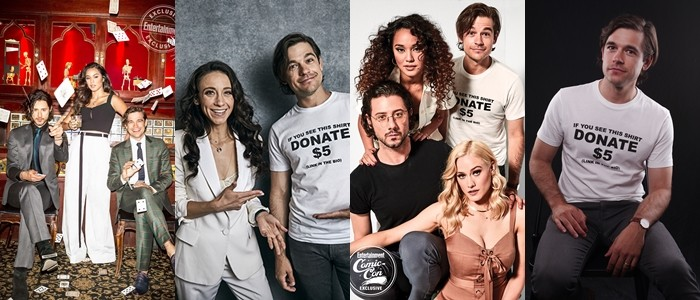 Photoshoot & Portraits from 'Entertainment Weekly & Comic-Con 2018'